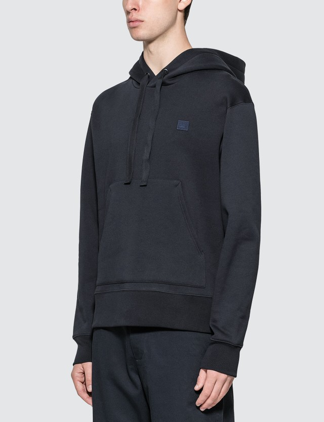 Acne Studios Ferris Face Hoodie Navy Men