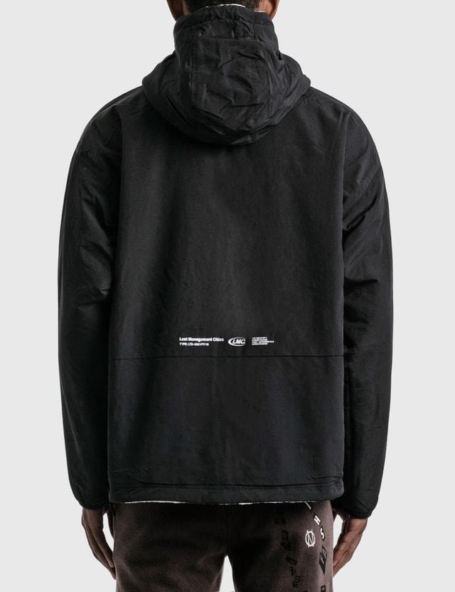 LMC LMC Boa Fleece Reversible Hooded Jacket