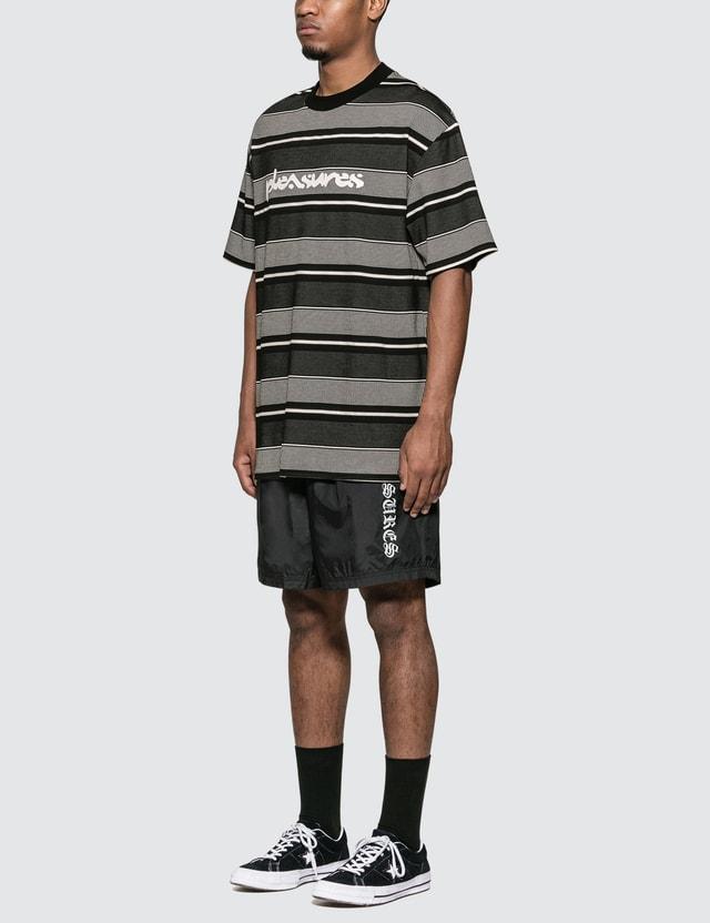Pleasures Flavors Striped Premium T-shirt