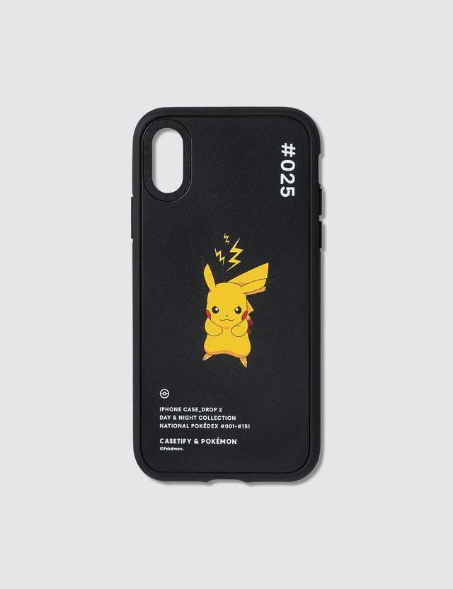 Casetify Pikachu 025 Pokédex Night Iphone X/XS Case