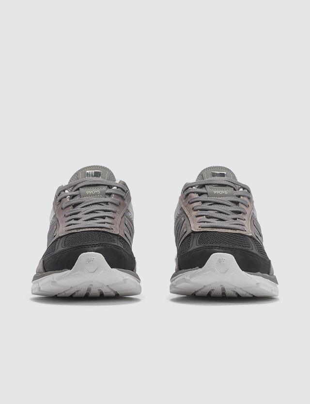 New Balance Made In USA 990 V5 Grey Men