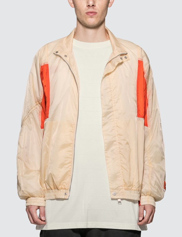 Heron Preston Parachute Windbreaker