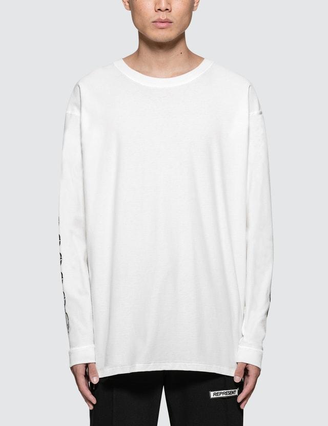 Represent Represent Records L/S T-Shirt