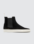 Common Projects Chelsea Rec In Suede Picture