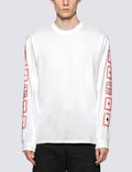 Have A Good Time Playing Card Arm L/S T-Shirt Picture