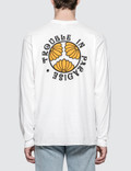 Strangers Trouble In Paradise L/S T-Shirt Picture