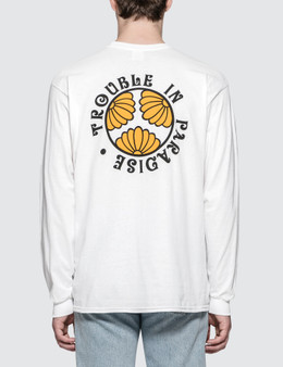 STRANGERS | Strangers Trouble In Paradise L/S T-Shirt | Goxip