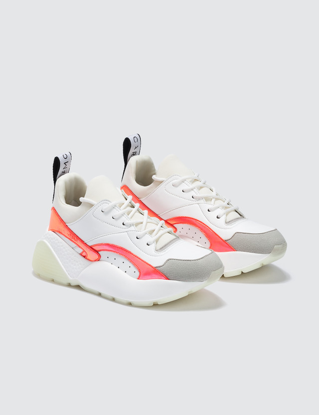 Stella McCartney Eclypse Sneaker Laces White Women