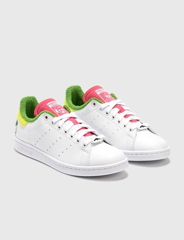 Adidas Originals Disney's Kermit the Frog Stan Smith Ftwr White/ftwr White/pantone Women