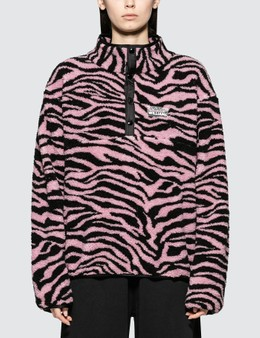 Ashley Williams Juju Fleece Pullover