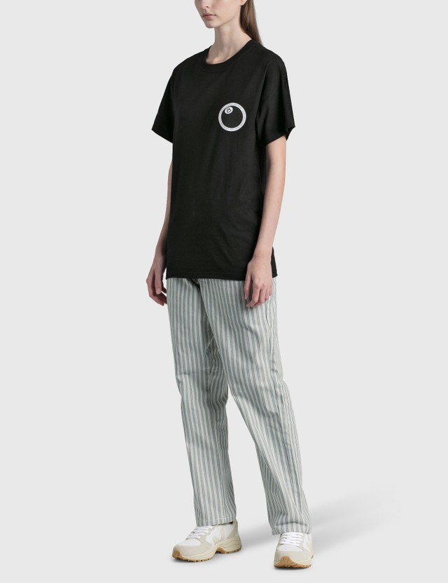Stussy 8 Ball Dot T-shirt Black Women