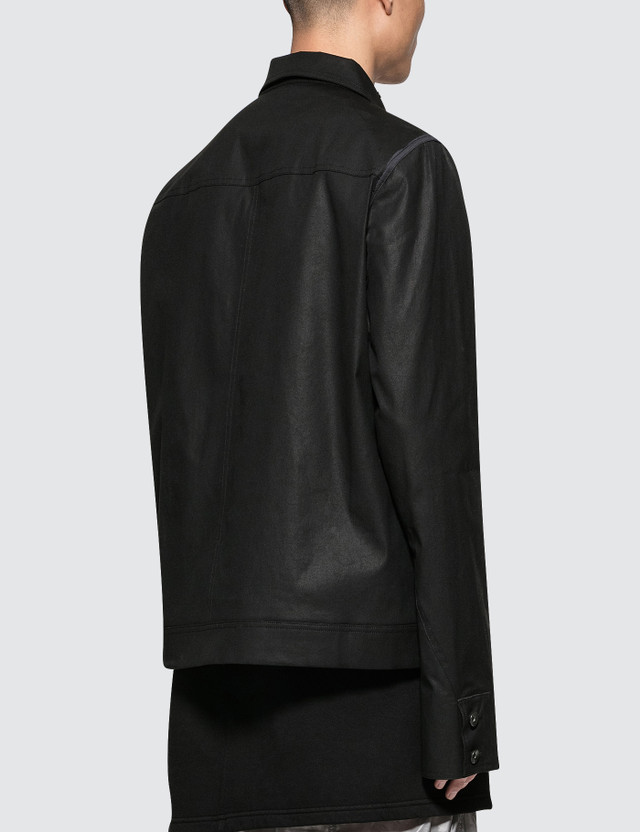 Rick Owens Drkshdw Brother Jacket
