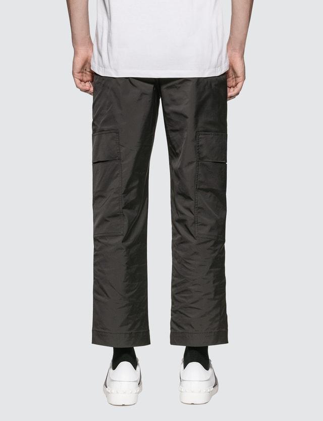 Valentino Nylon Cargo Pants