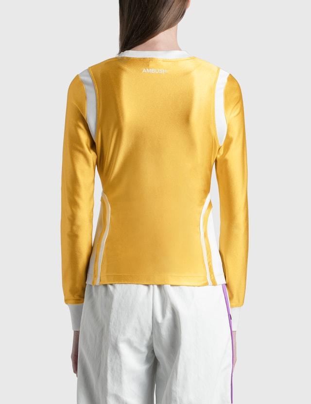 Nike Nike X Ambush Los Angeles Lakers Top Mineral Gold Women