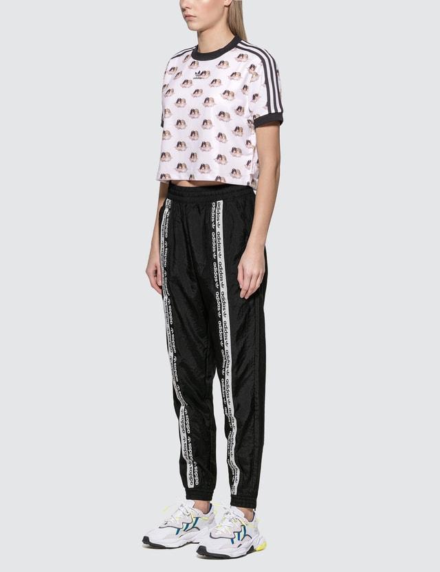 Adidas Originals Adidas Originals x Fiorucci Crop T-shirt