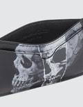 Alexander McQueen Skull Print Card Holder