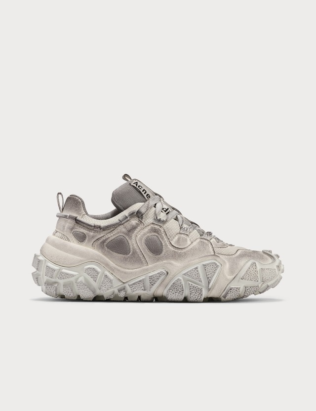 Acne Studios Bolzter W Tumbled Sneakers