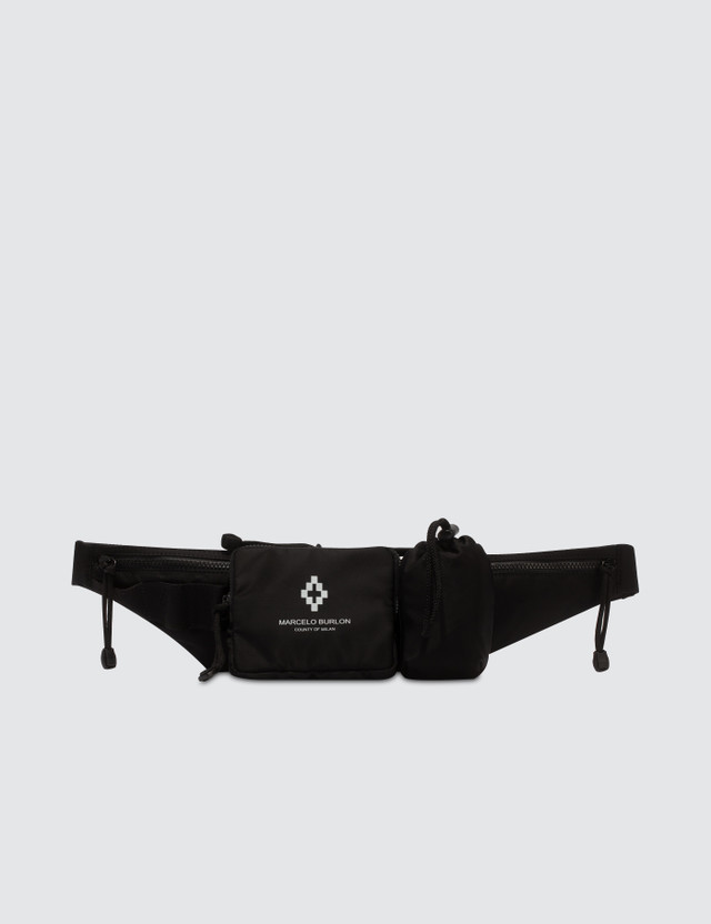 Marcelo Burlon Medium Cross Fanny Pack