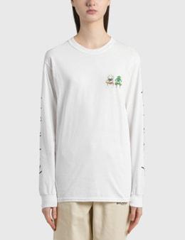RIPNDIP Butts Up Long Sleeve T-Shirt