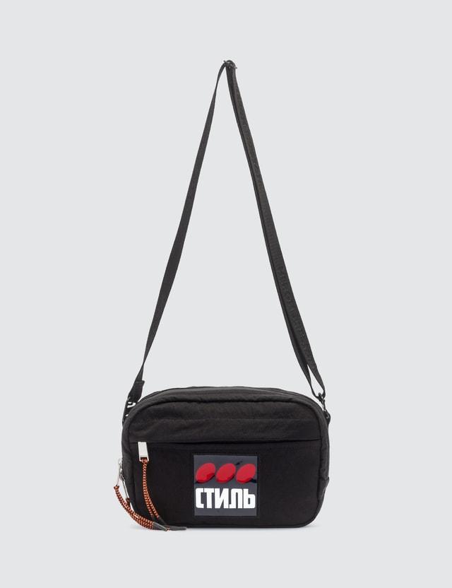 Heron Preston Camera Bag