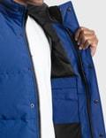 Canada Goose Garson Vest Pacific Blue Men