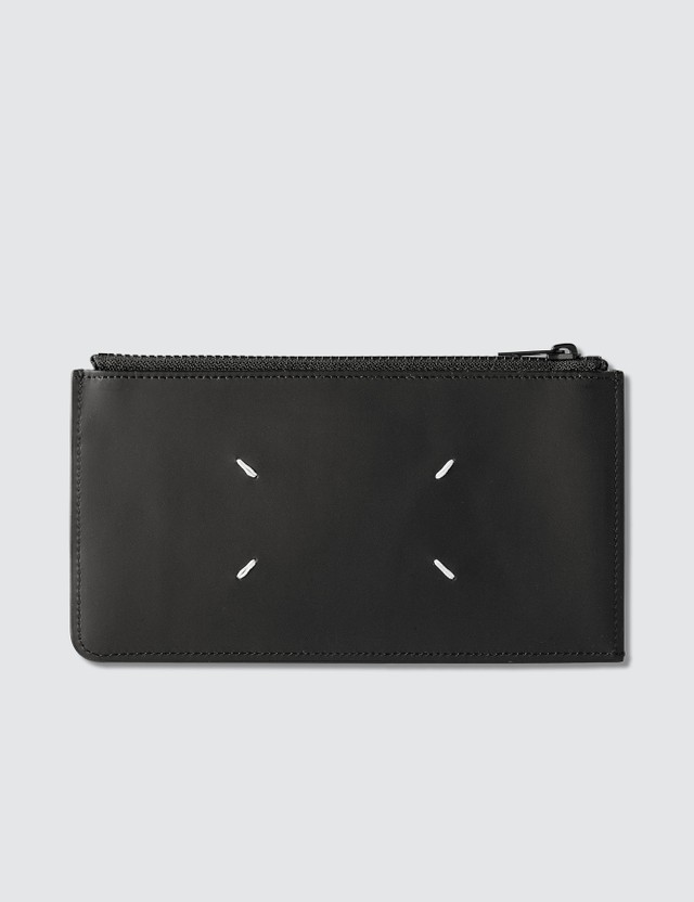 Maison Margiela Smooth Leather Cardholder