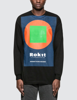 Rokit The Exhibition L/S T-Shirt