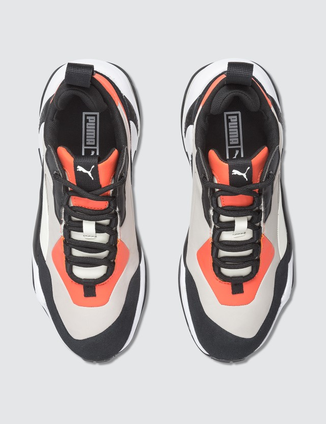 Puma Thunder Nature Sneaker Nasturtium-silver Gray-whisper White Women