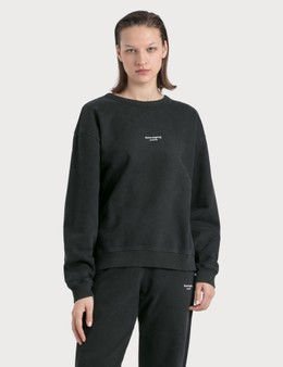 Acne Studios Fierre Stamp Sweatshirt