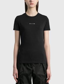 1017 ALYX 9SM Address Logo T-Shirt
