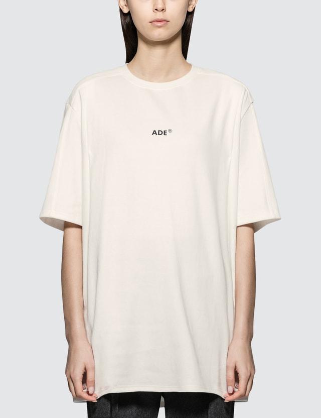 Ader Error Short Sleeve T-shirt