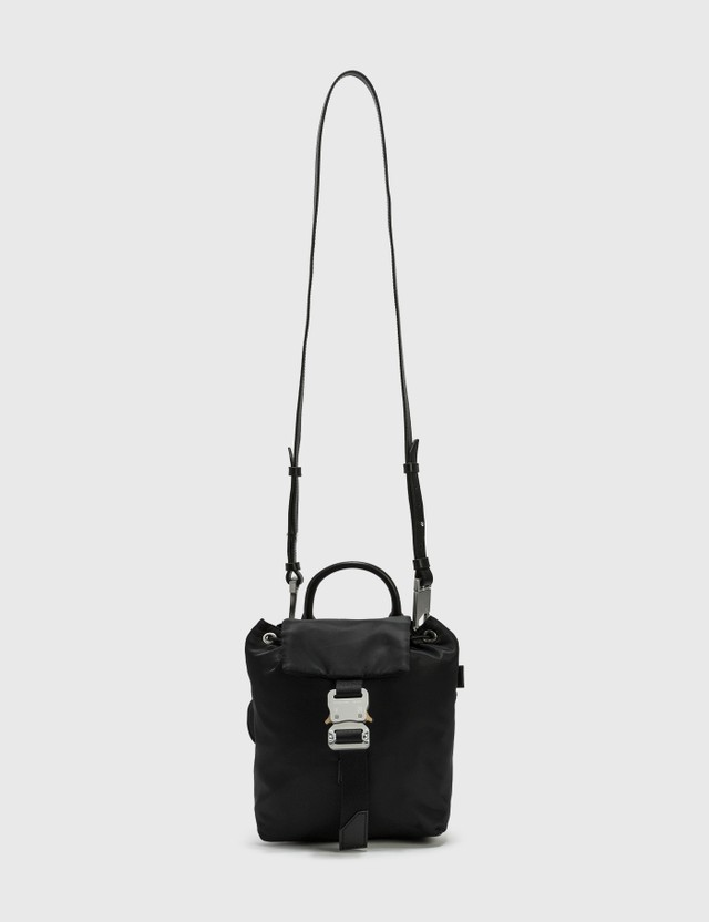 1017 ALYX 9SM Re-nylon Multi Bag/Backpack Black Women