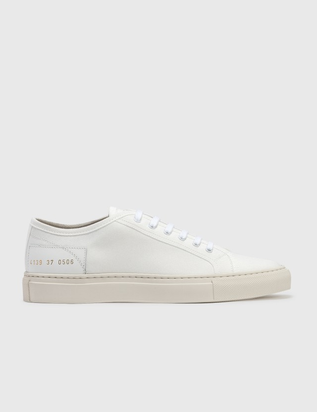 Common Projects Tournament Low White Women