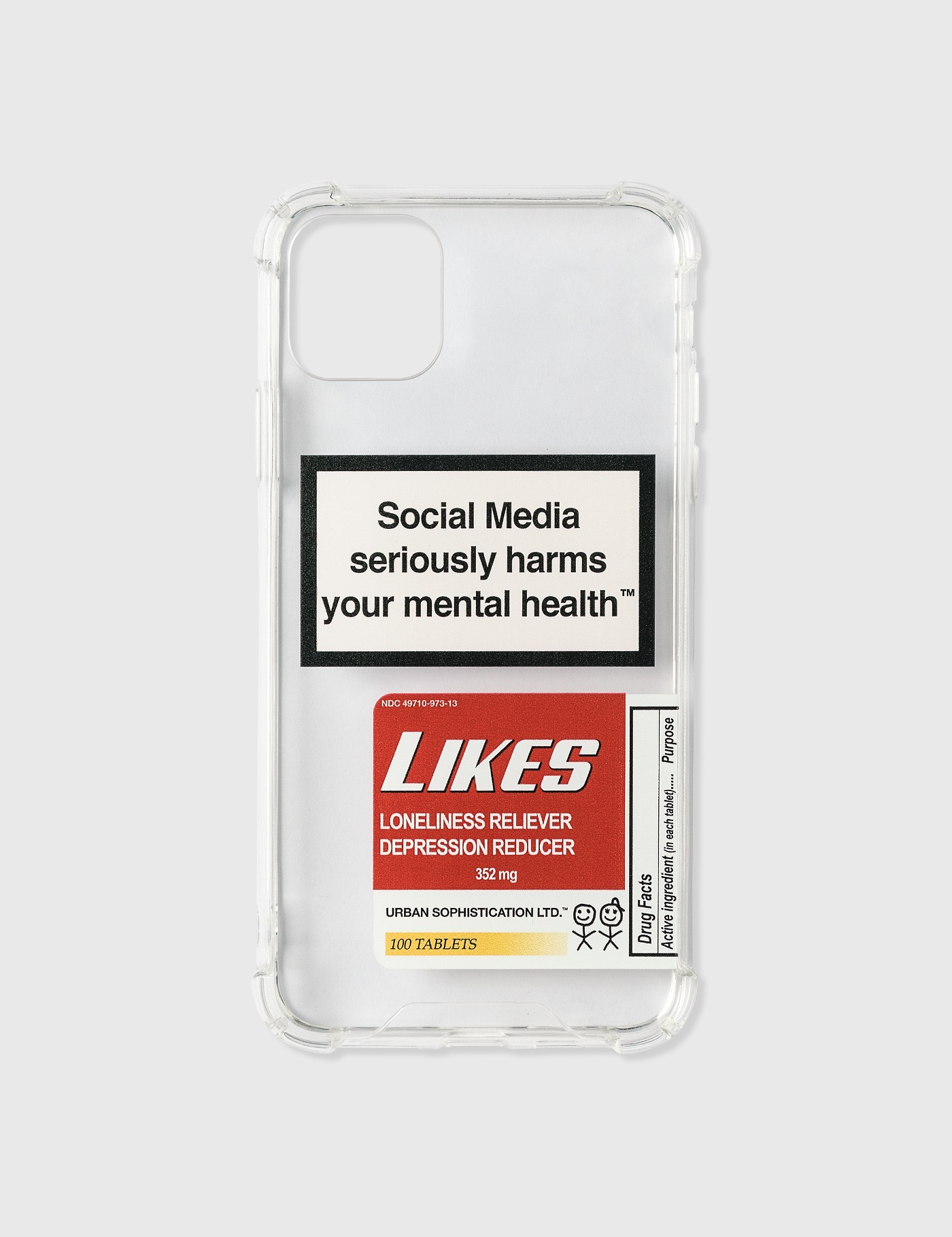 Likes iPhone Case