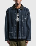 Stussy Brushed Moleskin Chore Jacket 사진