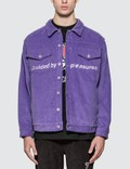 Pleasures Guided Corduroy Trucker Jacket Picture