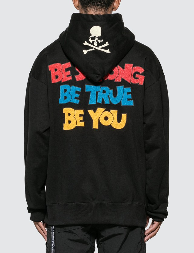 Mastermind World Multicolor Logo Print Hoodie
