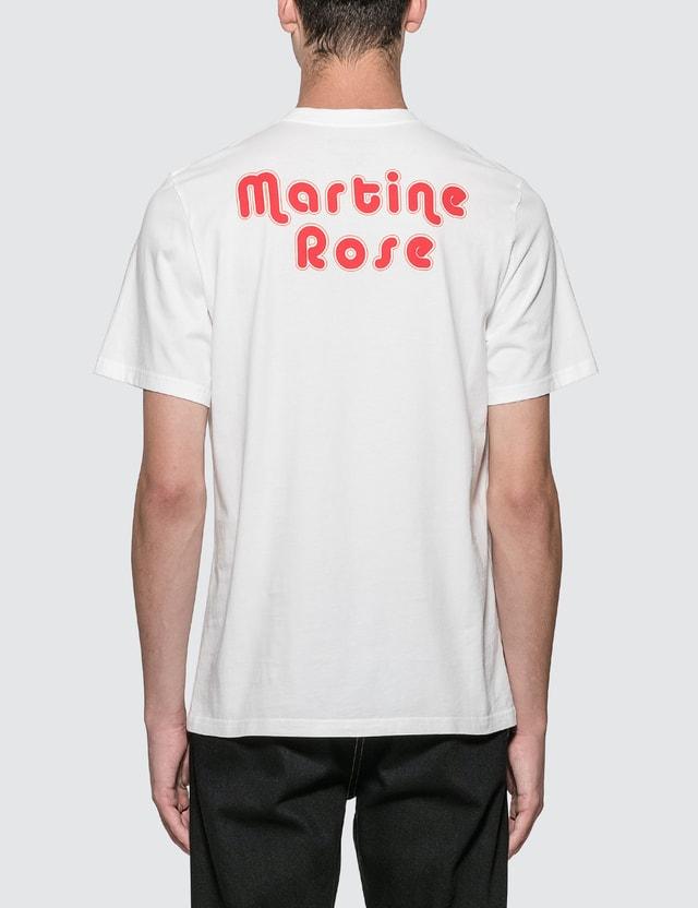 Martine Rose Clown Artwork T-Shirt