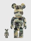 Medicom Toy Be@rbrick The Beatles 'Anthology' 100% & 400% Set Picutre