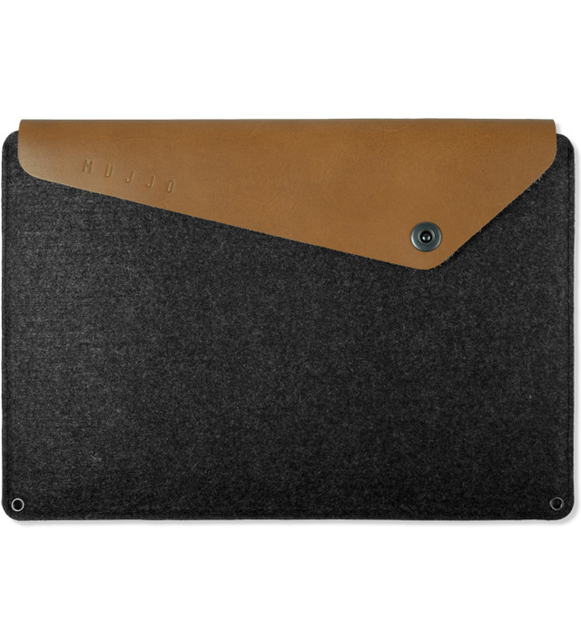 "MUJJO Tan 15"" Macbook Pro Retina Sleeve"