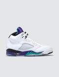 Jordan Brand Air Jordan 5 Retro 2013 White Grape Picture