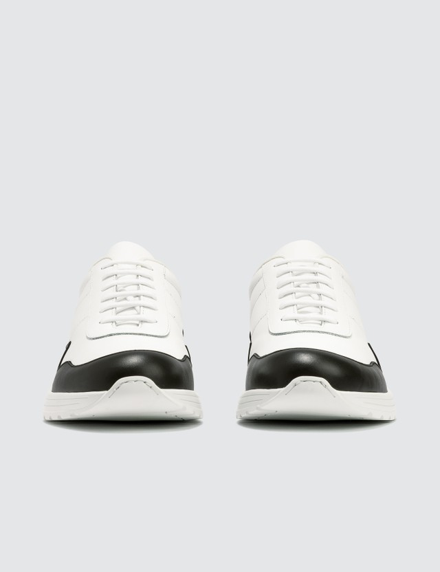 Common Projects Cross Trainer White/ Black Men