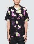 Stussy Jelly Fish Printed Shirt Picture