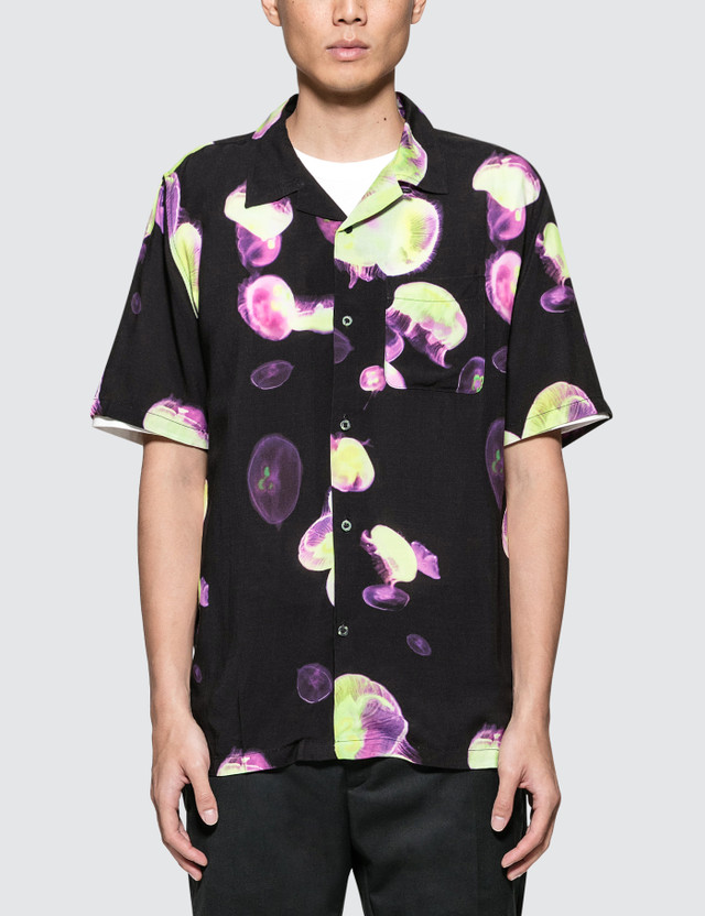 Stussy Jelly Fish Printed Shirt