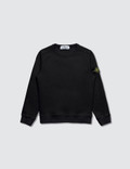 Stone Island Basic Crewneck Kids Sweater Picutre