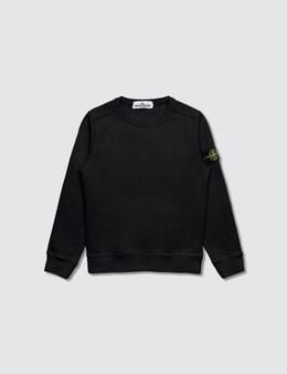 Stone Island Basic Crewneck Kids Sweater