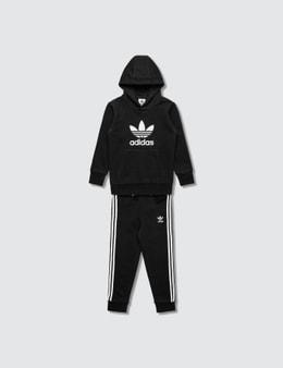 Adidas Originals Trefoil Hoodie Set