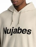 Yen Town Market Nujabes Logo Hoodie Sand Men