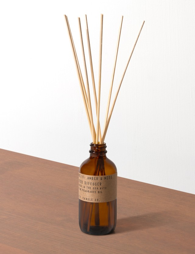 P.F. Candle Co. Amber & Moss Reed Diffuser N/a Unisex