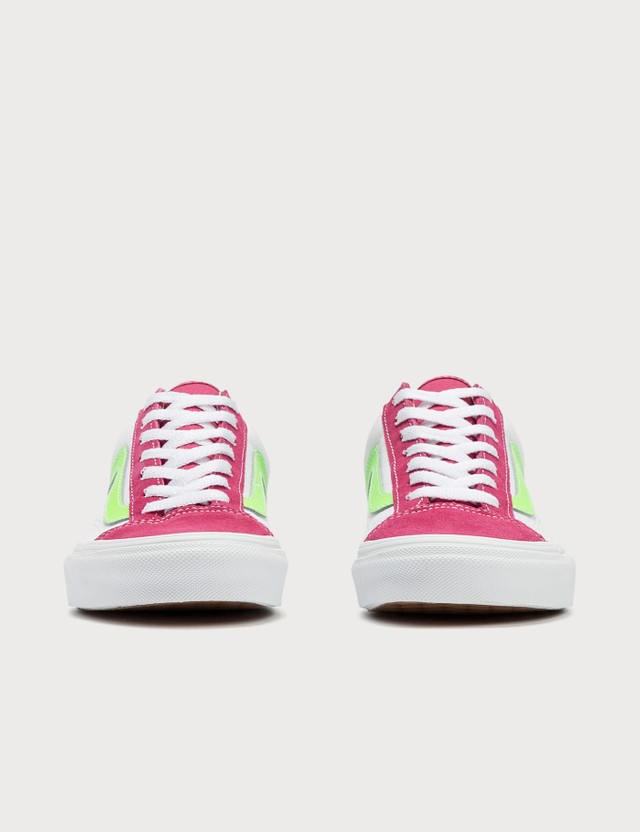 Vans Retro Sport Style 36 (retro Sport) Fuchsia Purple/true White Women